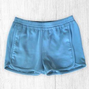 NWT! J Crew lounge Blue Shorts